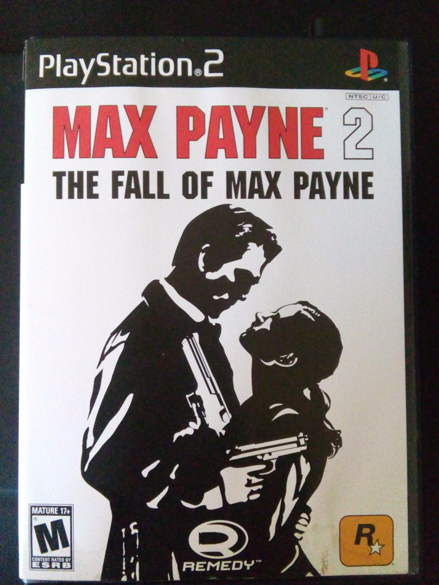 max payne 2 the fall of max payne ps2