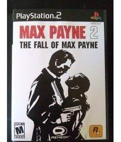 max payne 2ps2 -------------------mr.game
