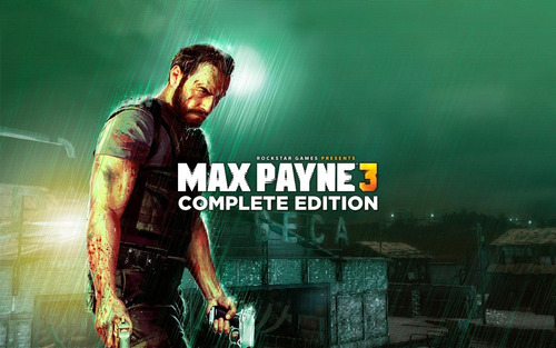 max payne 3 - complete edition - ps3 (digital)