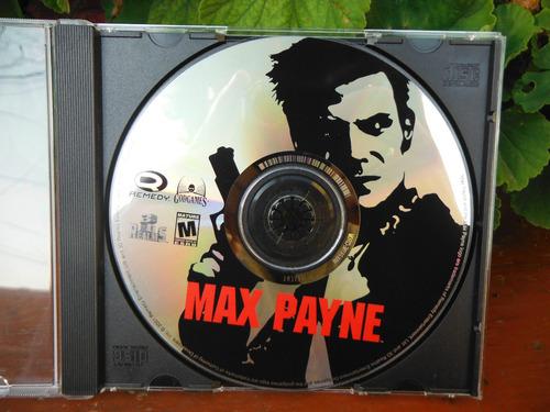 max payne para pc (cd-rom) 02