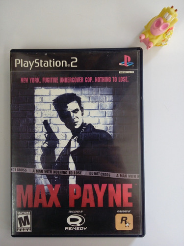 max payne play station ps2 garantizado