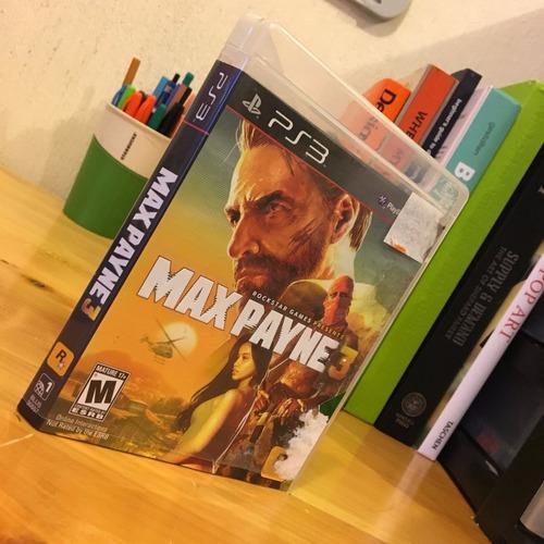 max pyne 3 play station 3 ps3 usado