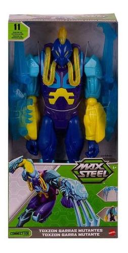 max steel surtido figuras de lujo