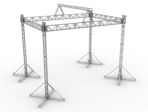 max support mx 15 - 9mx6mx7m de altura