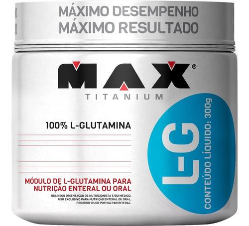 max titanium pré treino