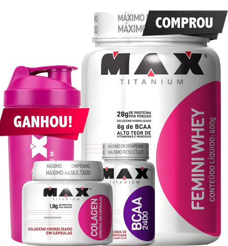 max titanium whey protein