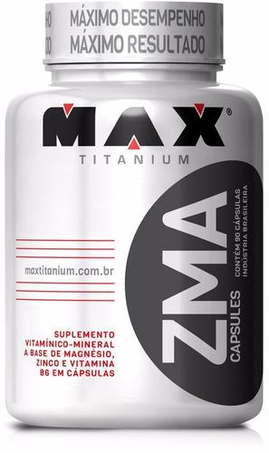 max titanium zma