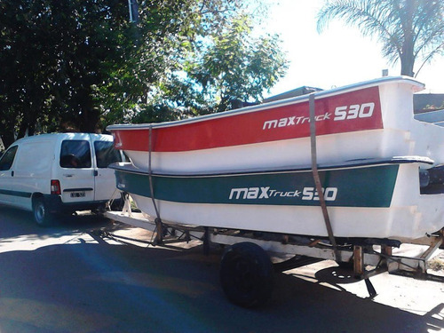 max truck 530 work powertec 15 hp 2 t 0 km