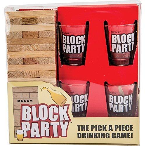 maxam spstack block party game
