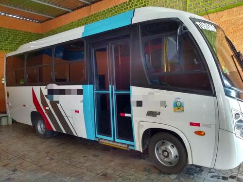 maxbus agrale micro onibus2013