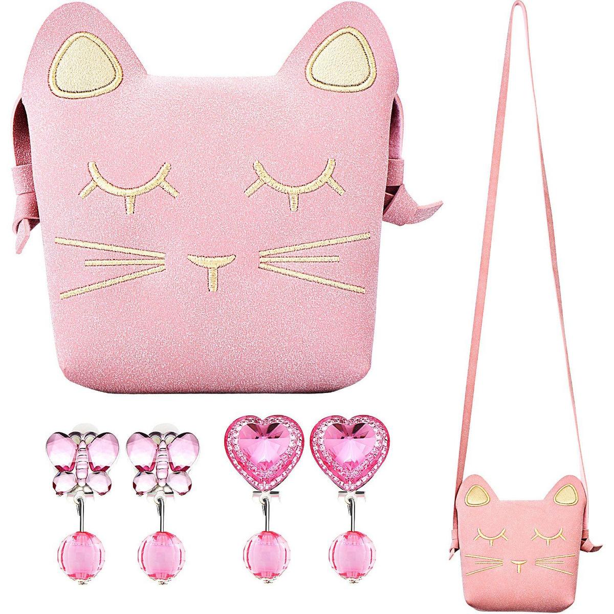 7aa5143dbef de maxdot de bolso Cargando niñas color zoom g rosa pequeñas linda mano  xqrwxEY1t