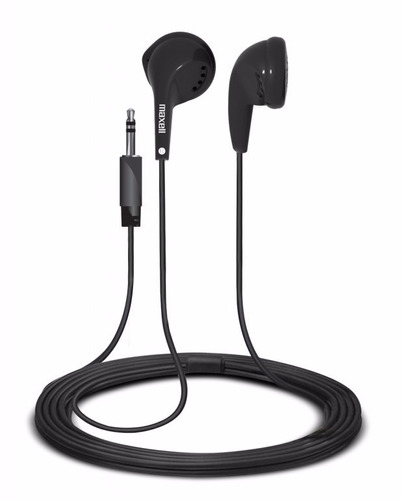 maxell adifonos stereo buds eb-95 (gadroves)190560