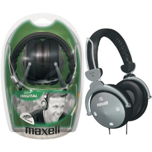 maxell audifonos con