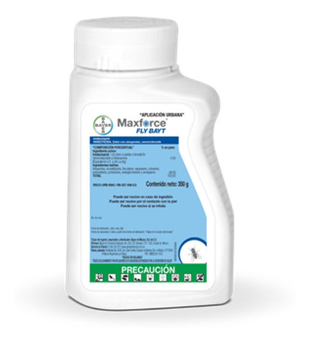 maxforce fly bayt 350 g insecticida bayer