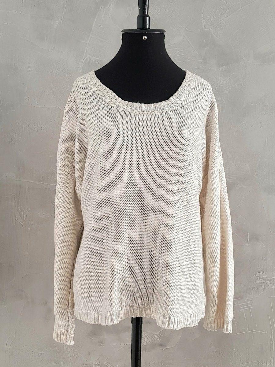 maxi blusa tricot tricô feminina manga longa lã. Carregando zoom. f794093fb8e