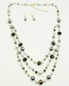 9c78e214f86a Aretes De Corcholata De Refres - Collares y Cadenas Perlas en Silao en  Mercado Libre México