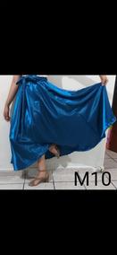 5f22c920d3 Maxi Falda Mca Izod Color Azul Dama Gitana Falda Larga T m. Usado -  Michoacán · Maxi Faldas Con Bolsas Ocultas