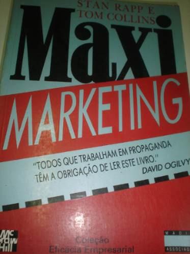 maxi marketing  - o marketing dos anos 90