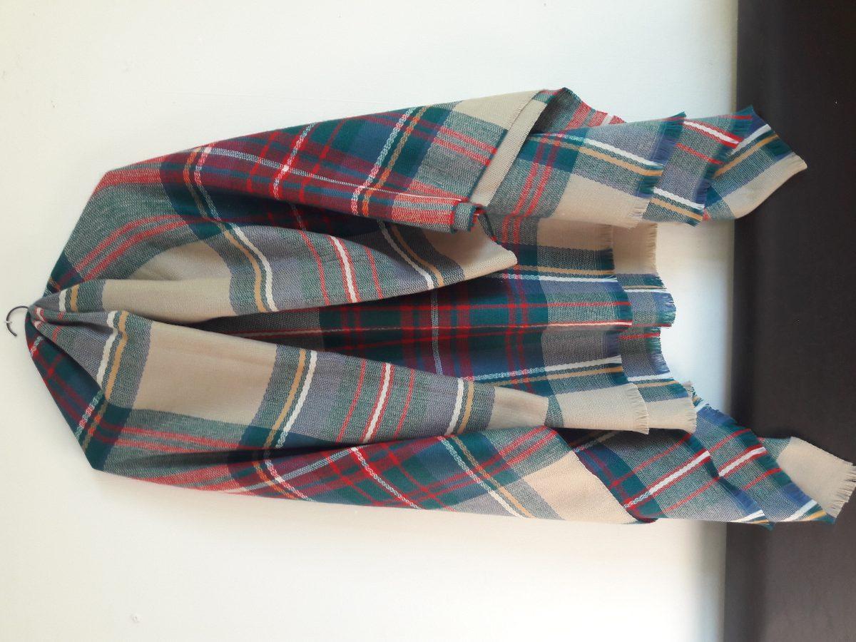 fa6ea4d600d85 Maxi Pañuelo Bufanda Ruana Poncho Manta Capa Zara -   980