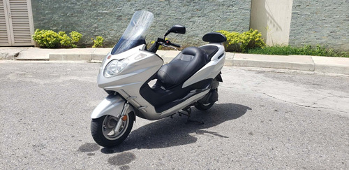 maxi scooter linhai