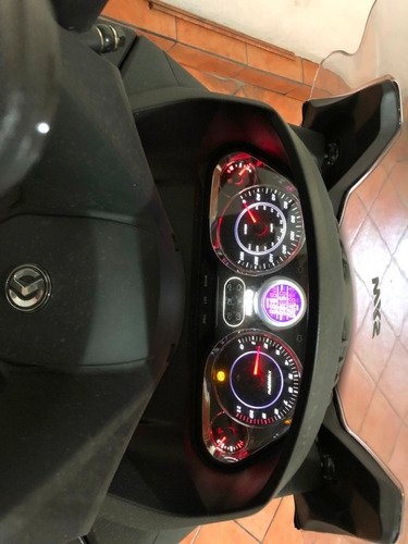 maxi scooter modelo maxsym 400i frenos abs