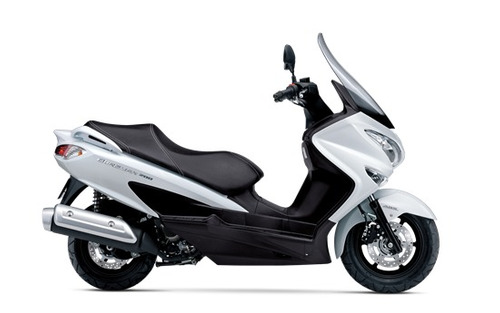 maxi scooter suzuki burgman 200 abs tomamos usadas
