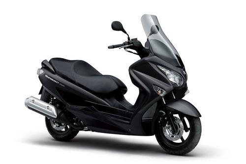 maxi scooter suzuki burgman 200 i abs 0km 2018  japon