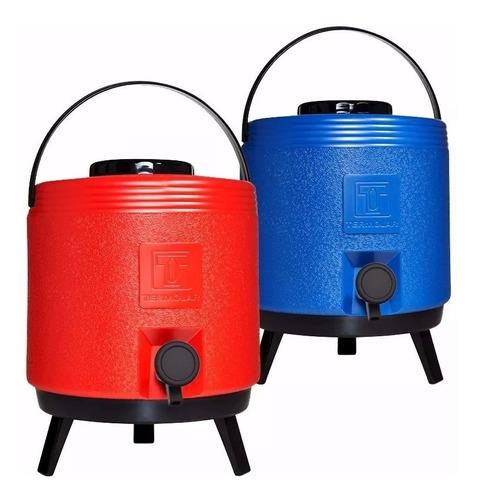 maxi termo termolar 8 lts bidon termico frio / calor canilla