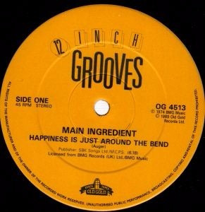 maxi the main ingredients-happiness is just around the bend