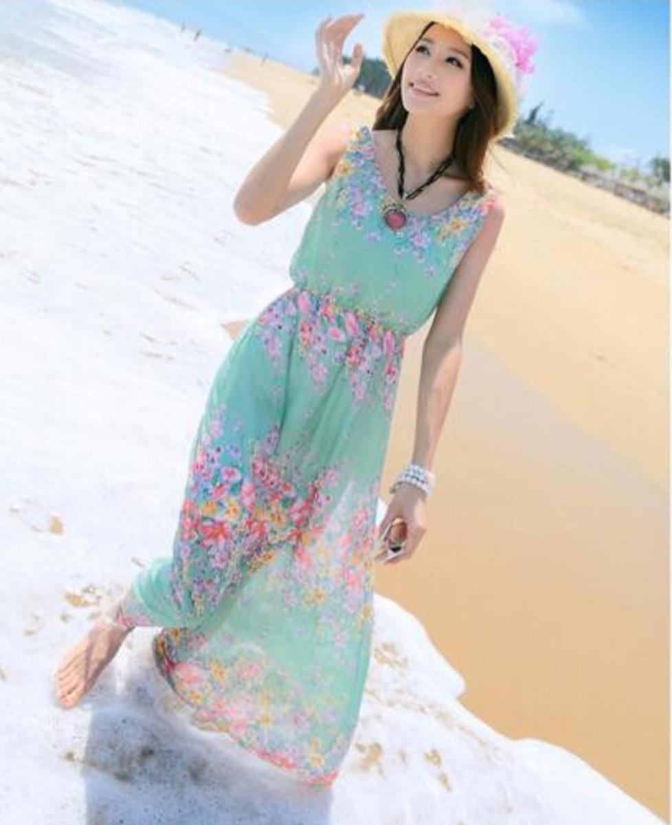 Vestidos de verano para la playa
