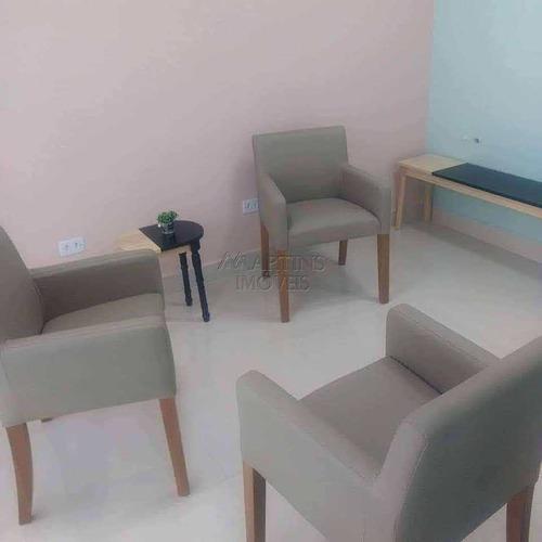 maxime office | sala 45 m²andar alto1 vaga | r-6835 - a6835