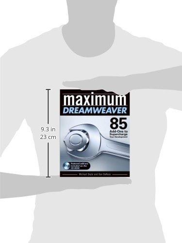 máximo dreamweaver: 85 complementos para potenciar su