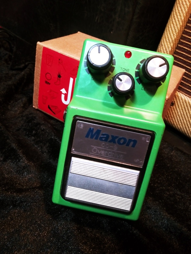 Maxon Od9 Tube Screamer
