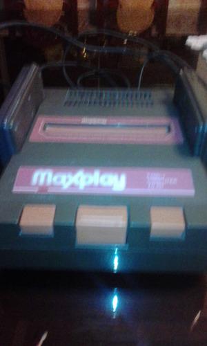 maxplay2+mandos+no sega no atari 100 soles