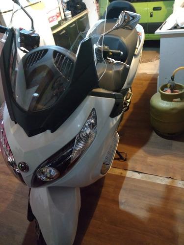 maxsym 400i unico dono, scooter
