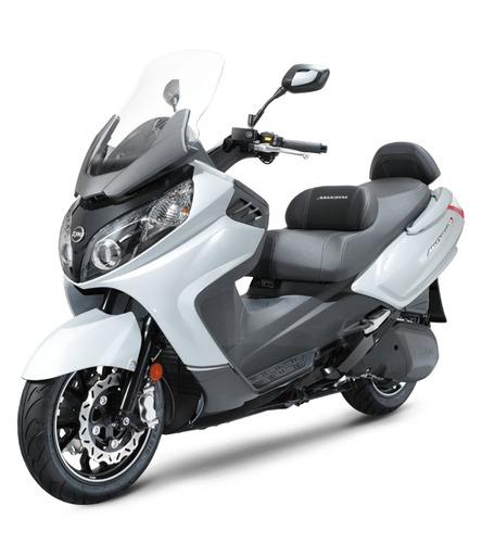 maxsym 600 - scooter maxsym 600i cc castelar