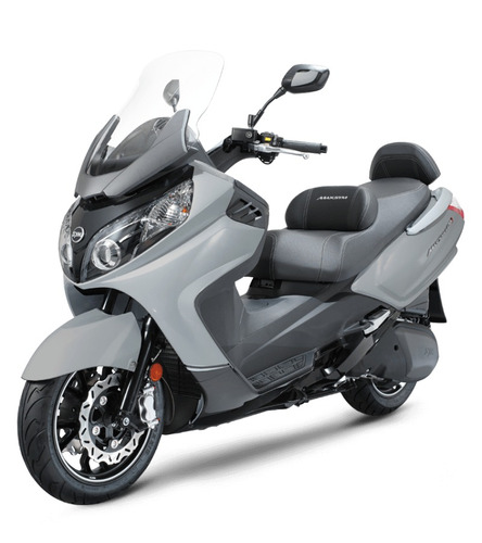 maxsym 600 - scooter maxsym 600i cc s justo