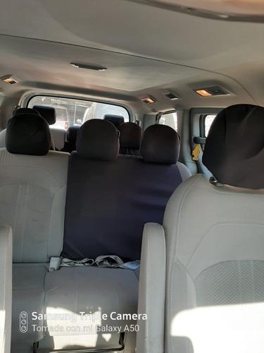 maxus g10, 9+1 , año 2017, minibus