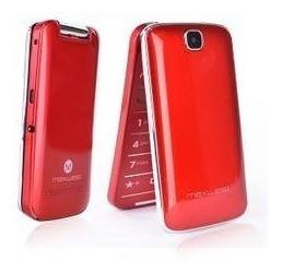 maxwest vice 3g telefono celular nuevo liberado flip