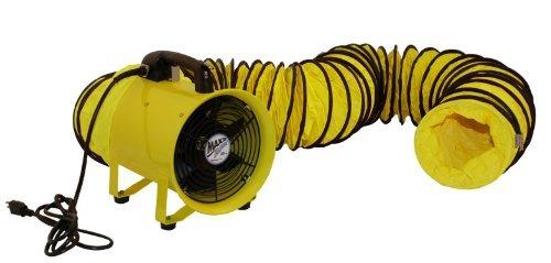 maxxair hvhf 12combo ventilador de cilindro para servicio pe