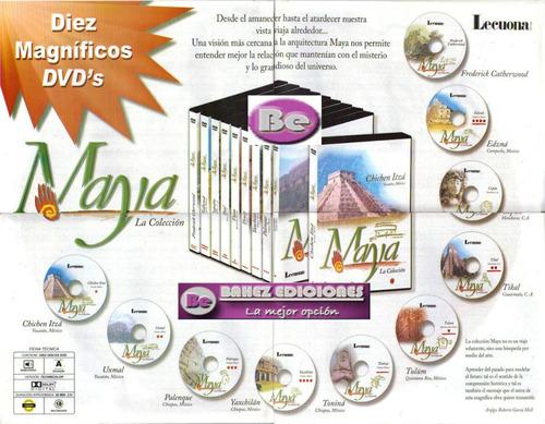 maya la coleccion 10 dvd´s