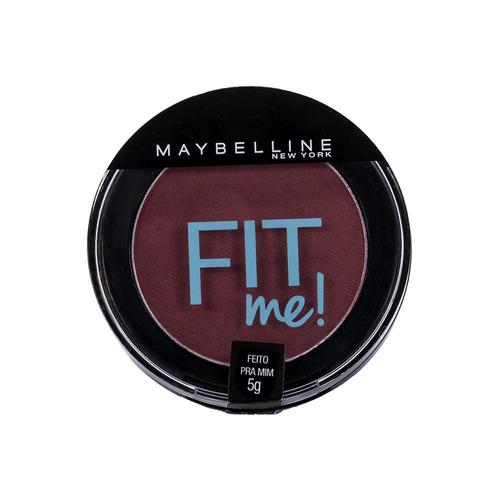 maybelline fit me blush cor 06 feito para mim