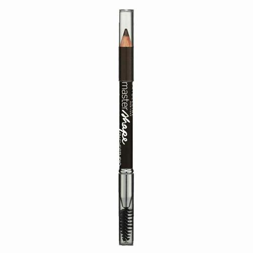 maybelline lápis de sobrancelha master shape marrom