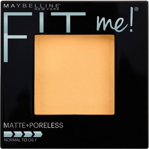 maybelline new york me caben polvo mate + poros