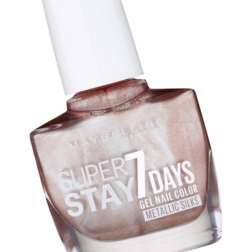 Maybelline Super Stay 7 Días Esmalte Uñas 882 Rose Veil - $ 185,00 ...