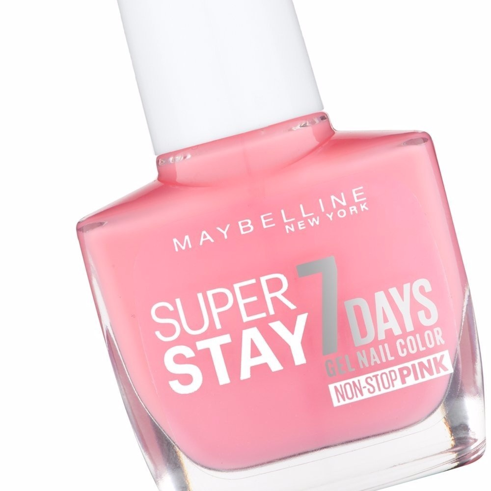 Maybelline Superstay 7 Días Esmalte Uñas 140 Rose Capture - $ 185,00 ...