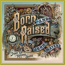 mayer john born and raised cd nuevo