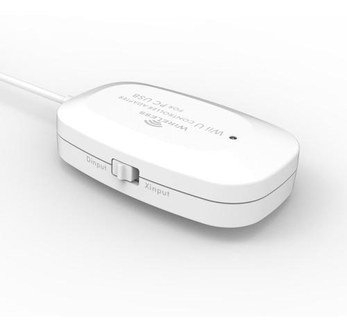 mayflash wireless wii u pro controller para pc usb adap...