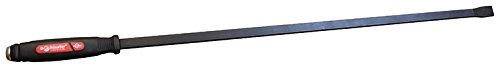 mayhew 40129 42 s dominator pry bar, straight, 42 inch oal