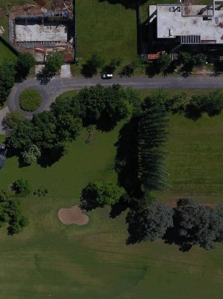 mayling club de campo - excelente terreno en cul de sac con vista al golf